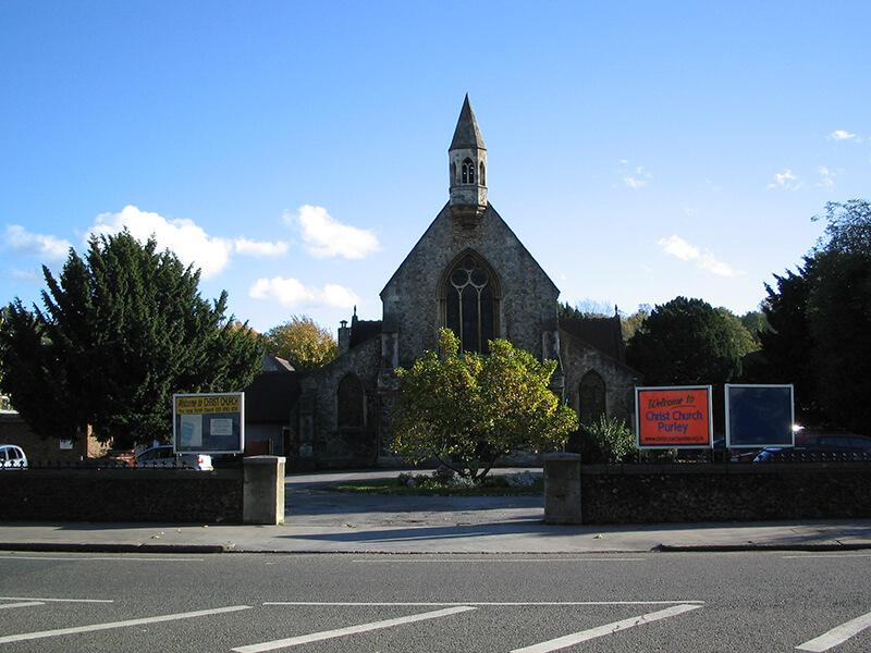 Christ Church Hall Brighton Road CR8 2BN